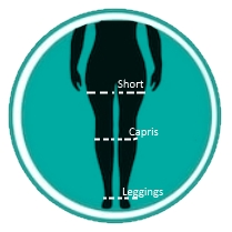 Length Legs Yoga Pants Center