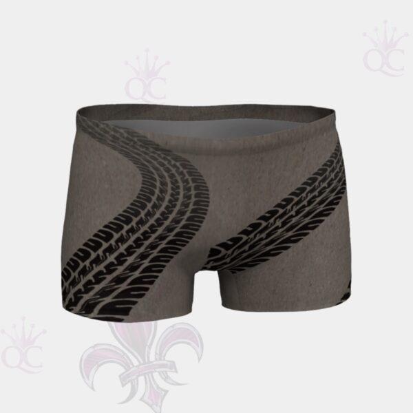 Tire Tread Marks Short