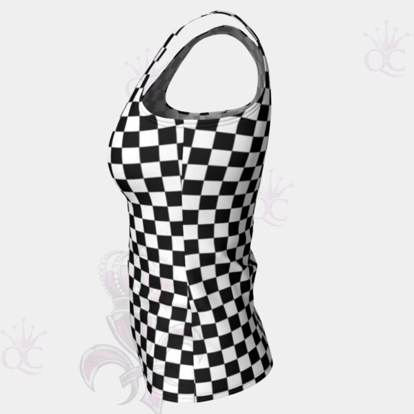 Checkered Flag Original Top Side