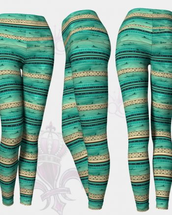 Surf Up Leggings