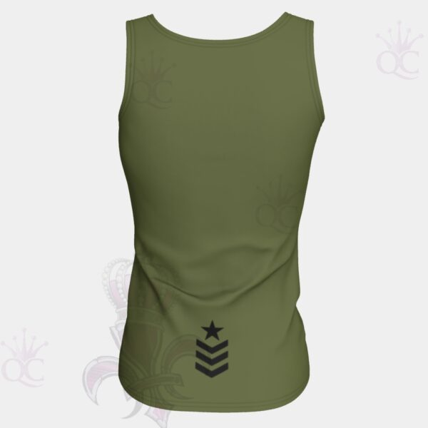 Army Star Top Back