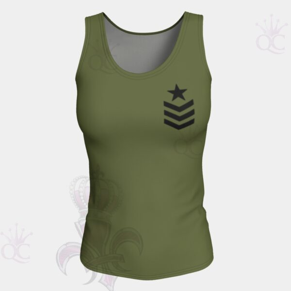 Army Star Top Front