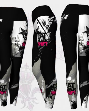 Eat Sleep Shift Leggings