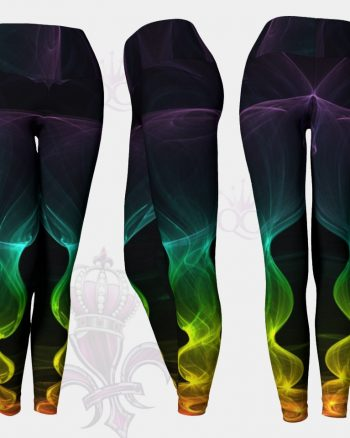 Chakra Energy Wave Leggings