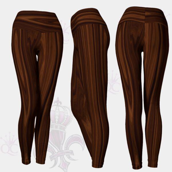 Hard As Wood Leggings