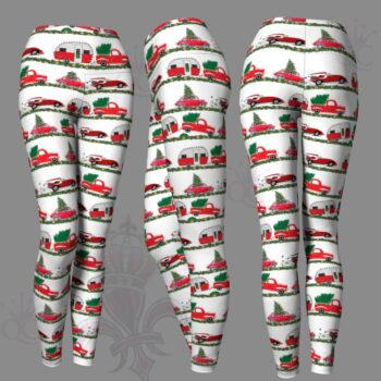 Holiday Traffic Legging