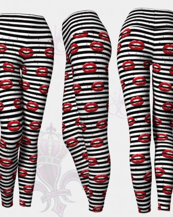 Hot Lips Leggings