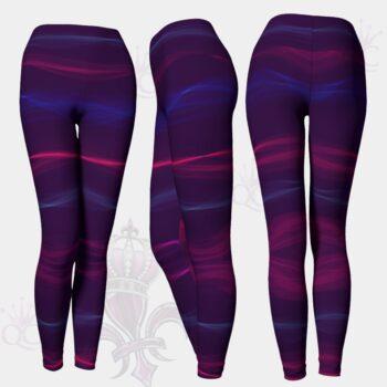 Miss Purple Legging