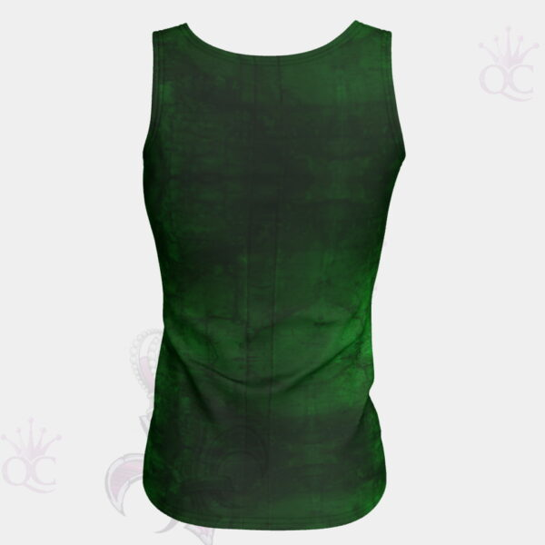 Money Green Top Back