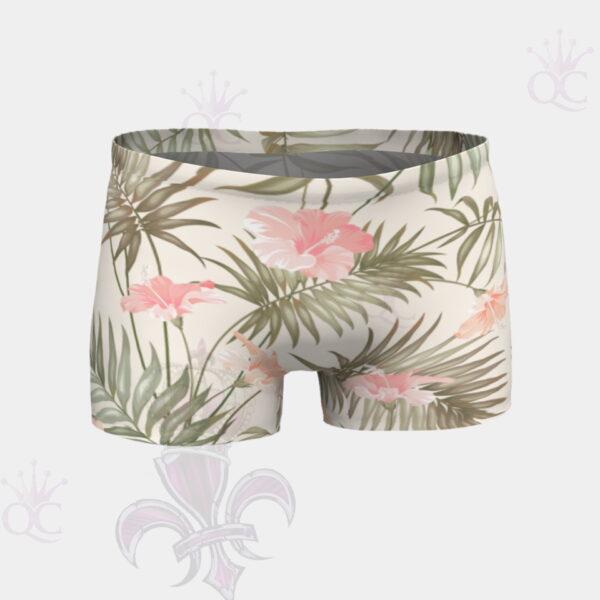 Tropical Flower Short