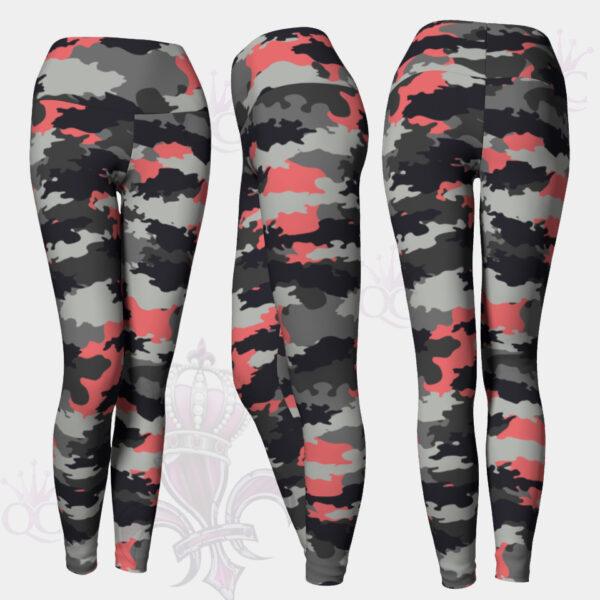Camo Pink Leggings