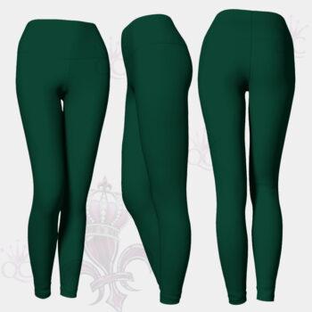 Pine Green Leggings
