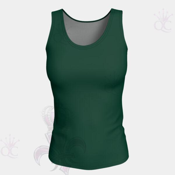 Pine Green Top