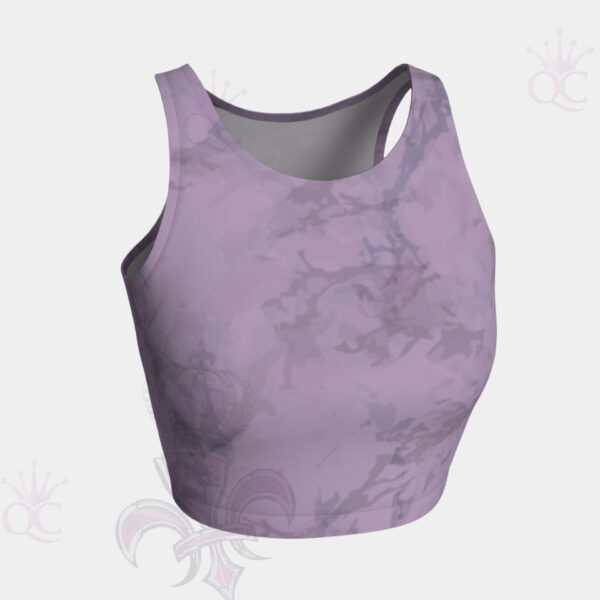 Purple Marble Crop